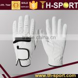 Factory price Cabretta OEM golf gloves