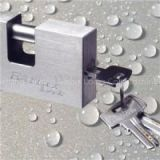 # 304 Rectangular Type Stainless Steel Pdlock