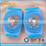 Cute unisex baby & kids knee pads for crawling safety protector