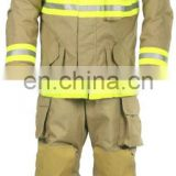 EN469 Nomex iiia Fire fighting suit