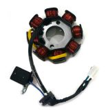 Motorcycle magneto coil stator, 8 poles, welcome ODM