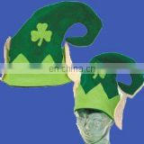 New shamrock elf hat for St Patrick Day's