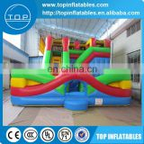 Inflatable bouncer castle,giant inflatable water slide for adult