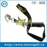 2017 fashion nylon name/branded lanyard