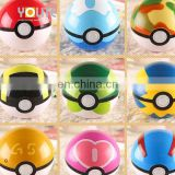 5 Colour 7cm For Pokemon Go Poke Ball Model Anime Pikachu Action Figures Toys