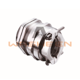 Stainless Steel Double Locked Waterproof Cable Gland