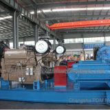 diesel high pressure multistage water pump set