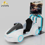 Earn Money Virtual Reality Racing Car 9d VR Driving Simulator VR Game Machine for Amusement Park