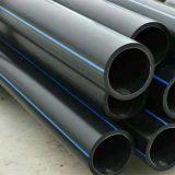 Hdpe Pipe Black For Seawater Desalination Polyethylene Well Pipe