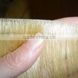 100% Mayalsian Human Hair Tape In Extension