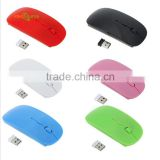 Wireless Connectivity Super Slim Bluetooth Computer Mouse                                                                         Quality Choice