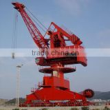 Mobile Portal harbour crane