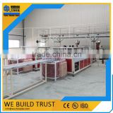 cheap pvc laminated gypsum ceiling tiles making machines