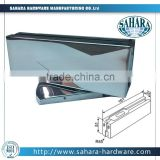Made in China hydraulic stainless steel floor spring, hydraulic door closer, floor hinge
