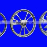 Chinese factory wholesale forged alloy motorcycle wheel bullet alloy wheels with cheap price