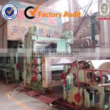 Sales Service Provided 2400mm Printing Paper/Cultural Paper Manufacturing Machinery for Sale, A4 Paper Production Line