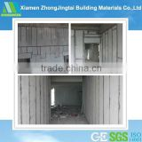 Eco-friendly high quality construction materials sandwich panel standard interior wall thickness