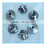 high grade certified factory supply fine hardware aluminum CNC lathe turning pieces for automative
