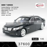 Vivide 1:43 BMW 750Li Miniature car toys 37600