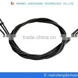 flexible shaft/ inner core/ speedometer inner with different fitting for cable