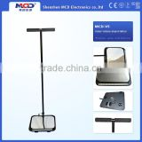 Portable under vehicle mirror MCD-V5, low price under car checking inspection mirror