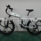 hummer electric bike with magnesium wheel