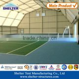 tennis halle 36x54 aluminium construction