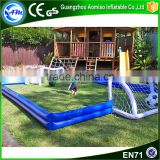 pvc costume 2016 soap soccer field indoor football field for sale                                                                                                         Supplier's Choice