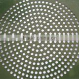 Chemical etching perforated metal aluminum mesh speaker grille