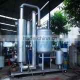 YNZSY-CYJ High Vacuum Diesel Distillation Machine for Waste Oil to Diesel fuel