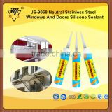 Water Resistant Silicone Free Samples Window And Door Silicone sealant