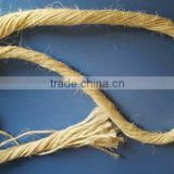 Sisal fibre for sisal rope, jute rug