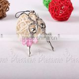 Cute ballerina keychains ballet gifts dance accessories