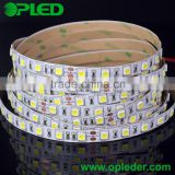 10mm 60 leds 12 Volt IP20 5050 led strip light white / warm white for decoration                                                                         Quality Choice