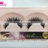 Handmade False Eyelash Extension durable curl accurate length hot sale extension lashes ZX:FE847