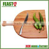 Eco friendly bamboo cutting board high quality cheese board                                                                         Quality Choice