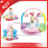 Best Selling Happy Baby Play Mat Gym Sit Me Up Cosy Blossom