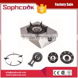 One Burner Table Top Gas Cooker / Gas Burner / Gas Stove with CE certificate                                                                         Quality Choice