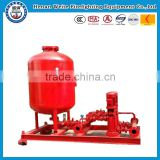 Material Cast Iron Fire pressure stabilizing water supply equipment WEITE manufacturing and Air pressure tank