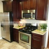 modern kitchen cabinet with standard American style