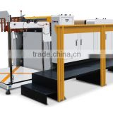 ZHQ-B Automatic trimming high-precision paper crosscutting machine