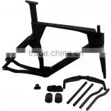 Carbon TT Frameset Bike Parts Include Carbon frame,Carbon Handlebar,Carbon Seat Post,Clamp bb86 in UD Matte