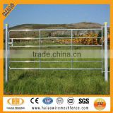 high quality galvanized farm iron gate for OEM order and wholesale