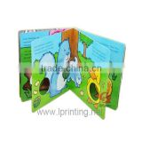 picture book printing children board book printing on demand
