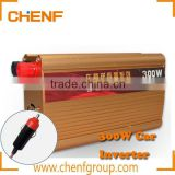 Wholesale Modified Sine 300W DC 12V to AC 220V Portable Car Power Inverter Adapater Charger Converter