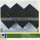 Factory direct sale indian absolute black granite tile
