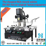 Dinghua bga selective soldering machine for electrical soldering / ps3 repair and chongqing pcb etc. DH-A01