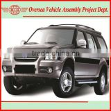 not fairly used suvs cars or suvs used car but Chinese new 4WD LHD diesel SUV for assembling in Africa                                                                         Quality Choice