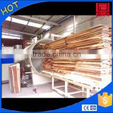 Industrial timber vacuum kilns hf wood dryer woodworking machinery