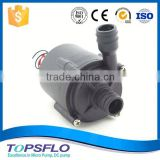 12v 24v dc high pressure tankless electric water heater pump
